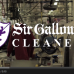 Sir Galloway Cleaners video