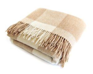Wool blanket