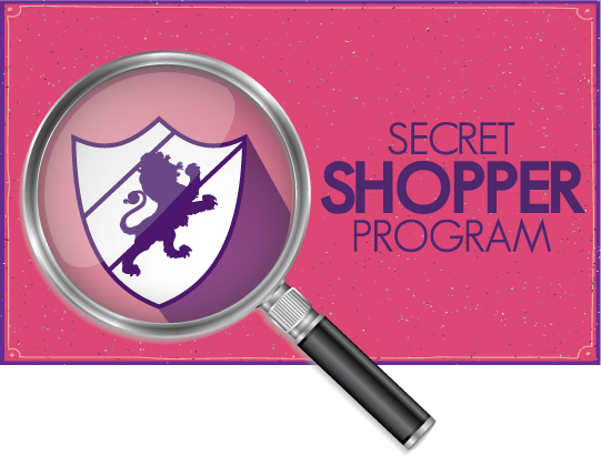 Sir Galloway Cleaners Secret Shopper Program